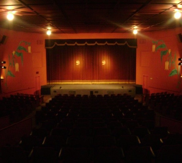 Davis Theatre, Higginsville, Mo.