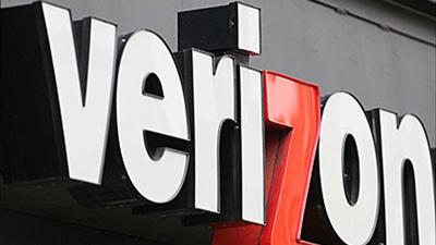 Picture of Verizon sign