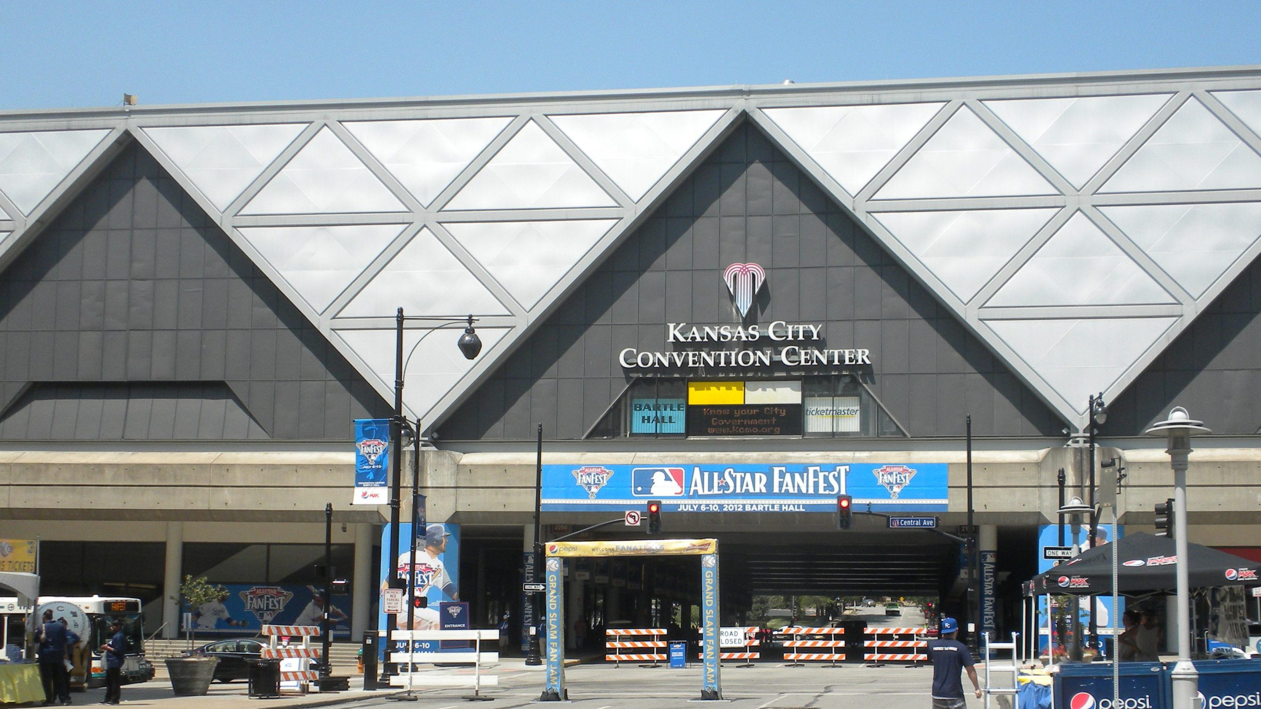 Picture of Kansas City Convention Center