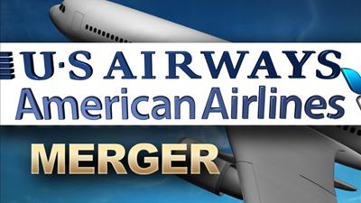 us airways, american airlines merger