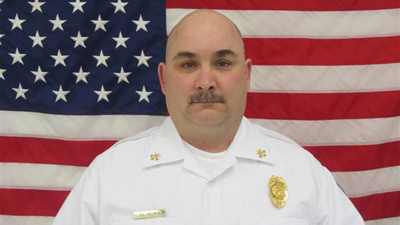 Assistant Chief Harold Hollingsworth