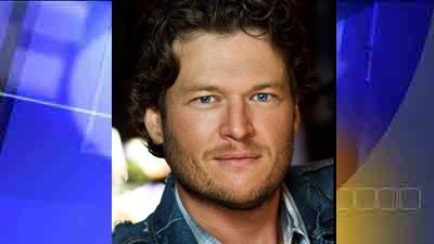 Country singer-songwriter Blake Shelton. Photo Credit: Nashville.com