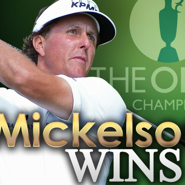 phill mickelson wins 2013 british open