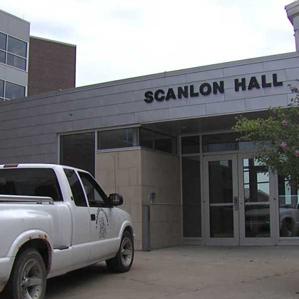 Scanlon Hall will hosts Chiefs players during their three week training camp in St. Joseph, Mo. (WDAF-TV)