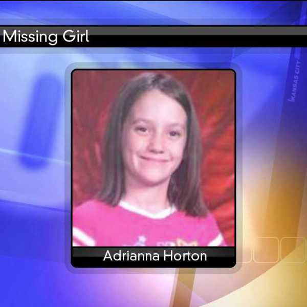 Adrianna Horton is missing from Golden City, Mo.