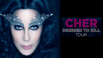 Cher is coming to the Sprint Center on May 31, 2014