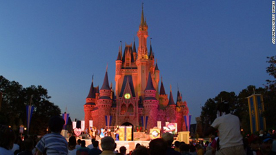 Disney is tightening up its policy for disabled guests to curb abuse at its U.S. theme parks. Photo courtesy: CNN