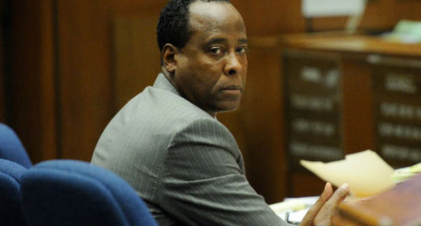 Dr. Conrad Murray. The cardiologist can't treat patients since his medical licenses are suspended. Murray remains unremorseful about his treatment of Michael Jackson. Photo courtesy: CNN.