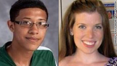 Philip Chism, 14, was arraigned today on a murder charge in the death of Ritzer, a teacher at Danvers High School near Boston. Photo courtesy: CNN.
