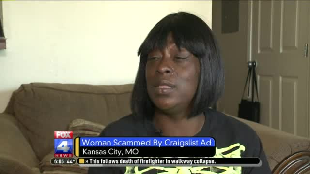Scammed Kc Woman Is Made Right By Generous Viewer It allows you to search all of the cities in kansas so you don't have to search each city seperately. scammed kc woman is made right by