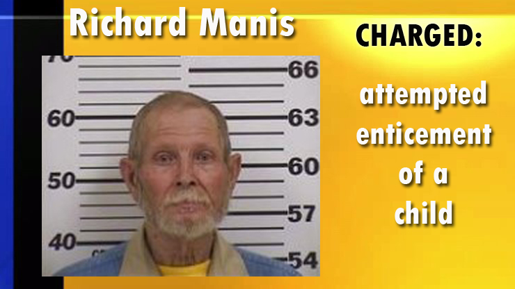 Kansas City, Kan., man charged with attempted enticement ...