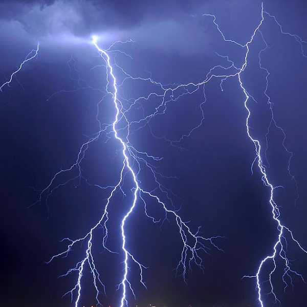 Picture of lightning