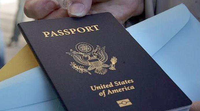 Picture of US Passport