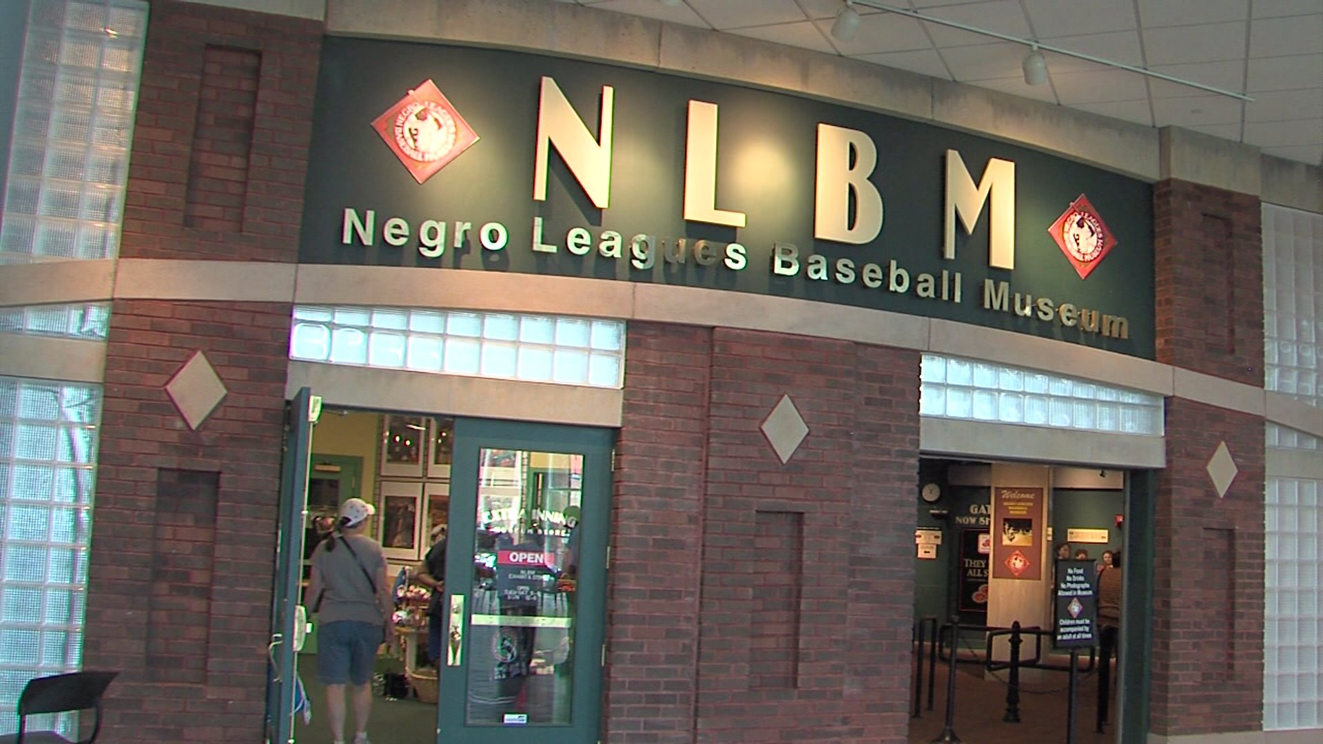 NLBM sign picture
