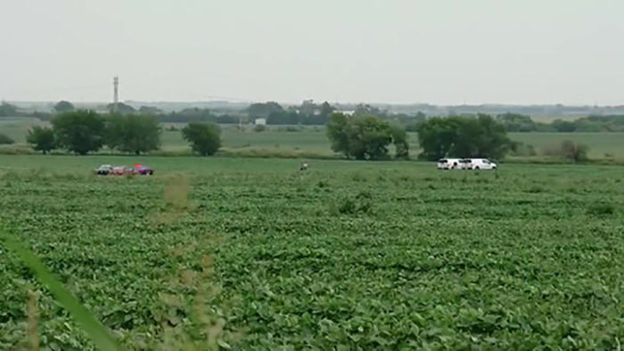 Five people from Kansas die in Oklahoma plane crash