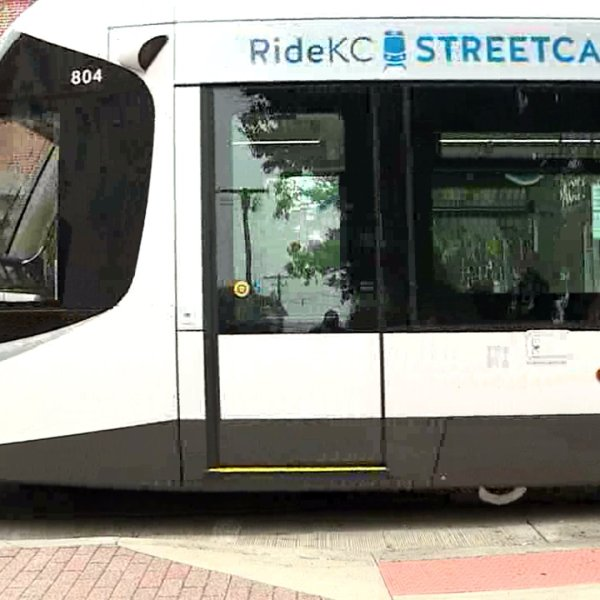 Picture of the Kansas City Streetcar