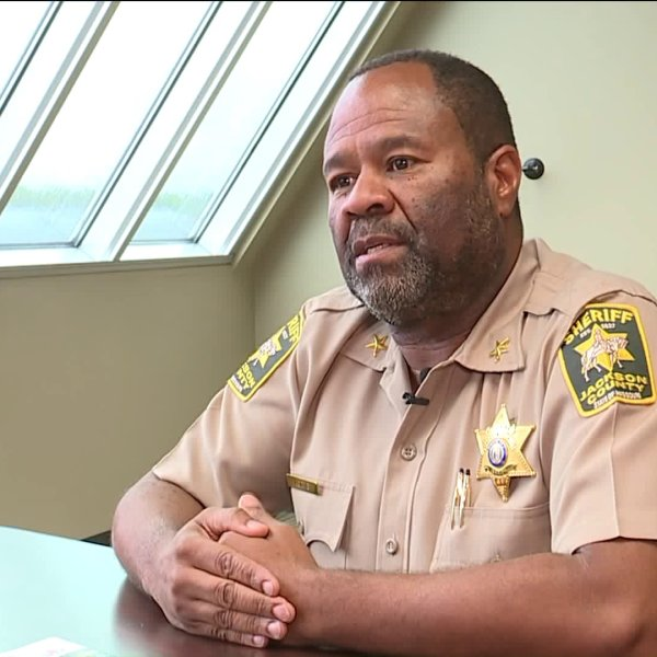 Picture of Jackson County Sheriff Darryl Forte