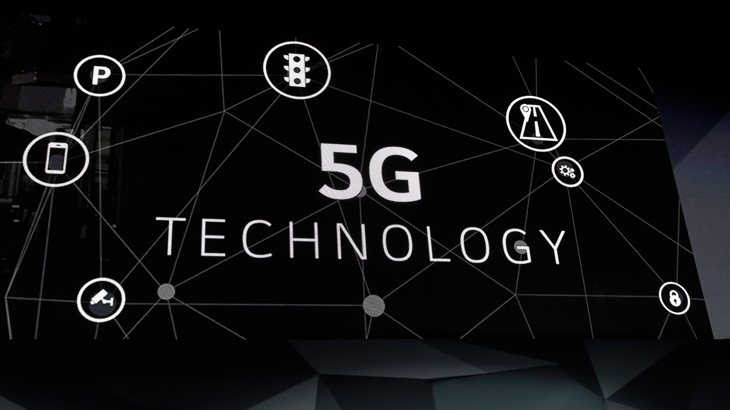 Graphic of 5G