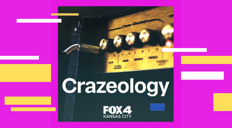 Web graphic of Crazeology