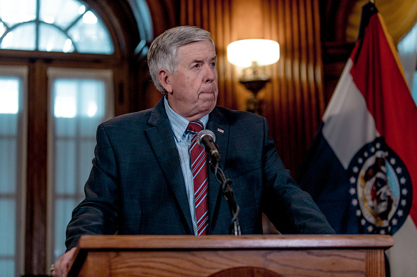 Missour iGovernor Mike Parson on Planned Parenthood