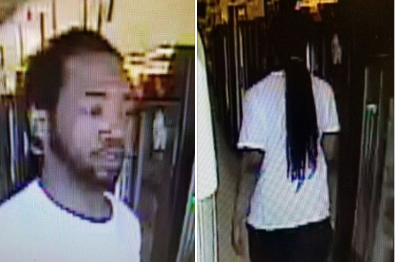 Picture of man wanted for armed robbery