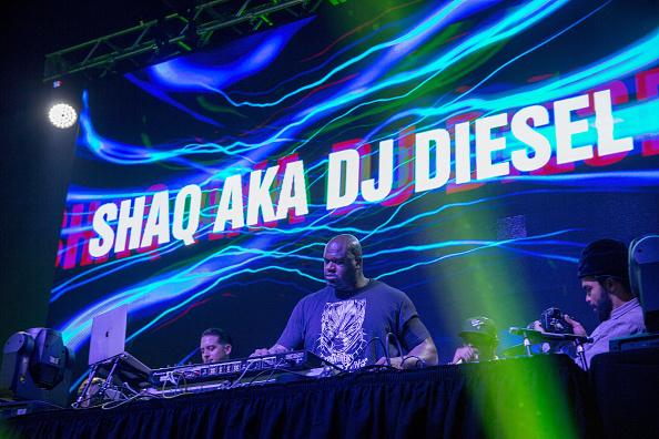 Photo of Shaq AKA DJ Diesel
