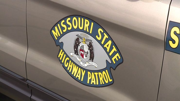 Picture of Missouri State Highway Patrol decal