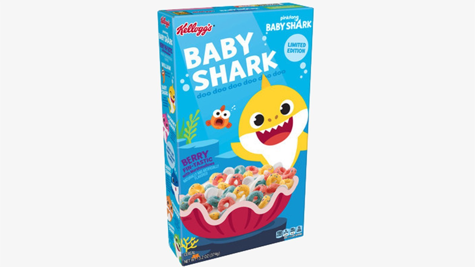Picture of Baby Shark Cereal