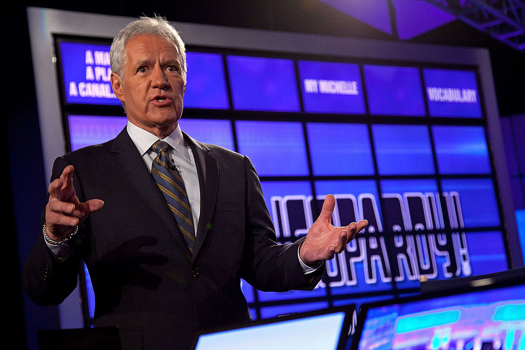 Picture of Alex Trebek