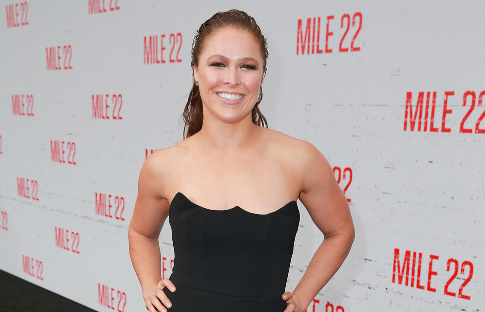 Picture of Ronda Rousey