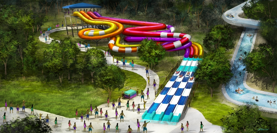 Picture of the RipTide Raceway