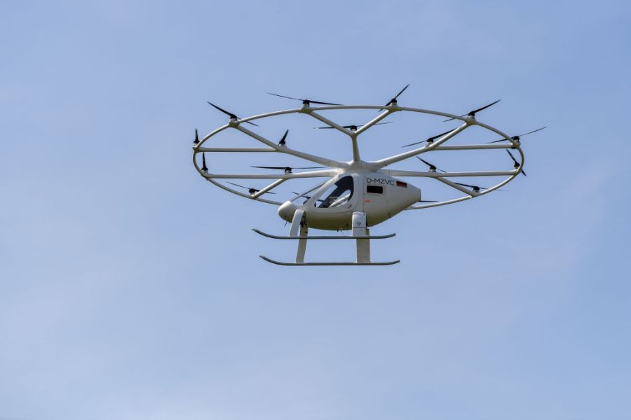 Volocopter picture