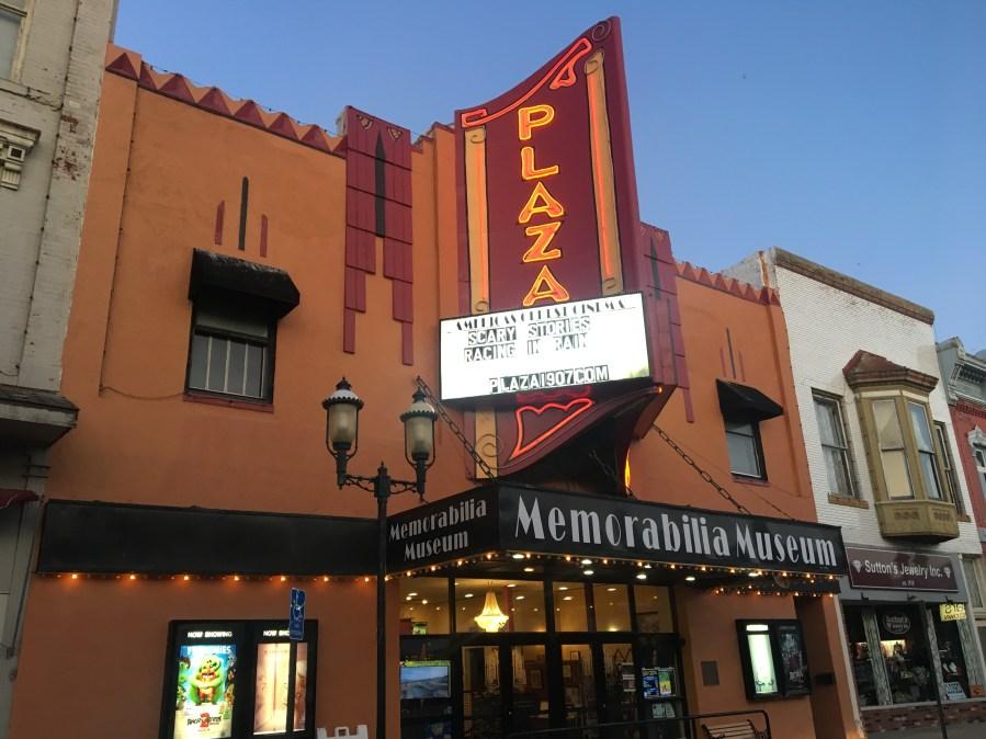 Plaza 1907 Movie Theater
