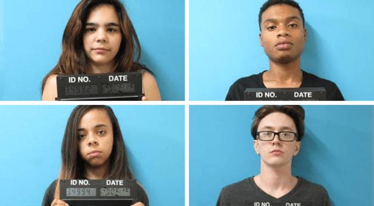 belton murder suspects