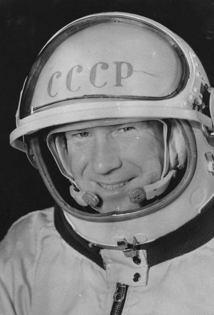 Astronaut Leonov picture