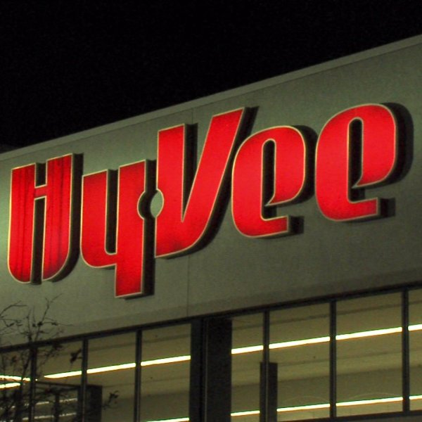 Hy-Vee sign picture
