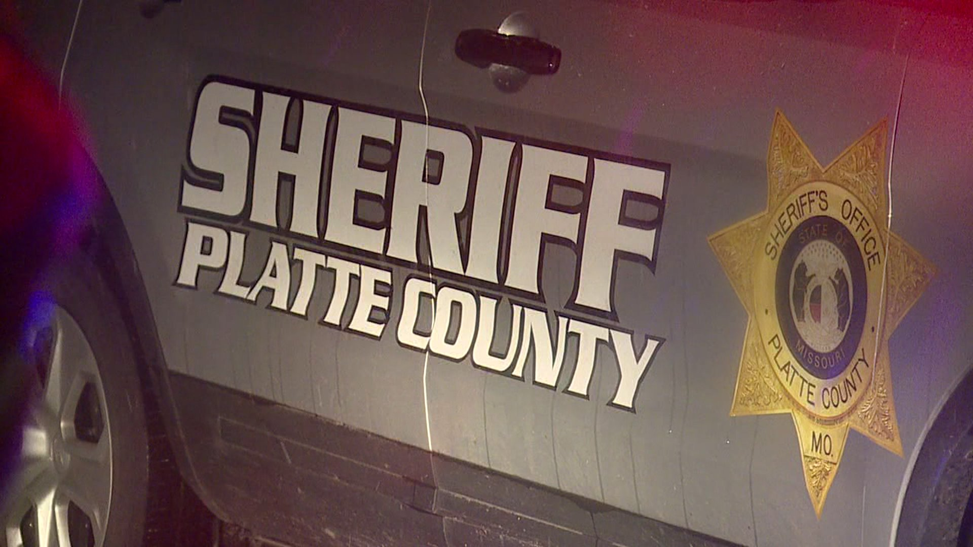 platte county sheriff car picture