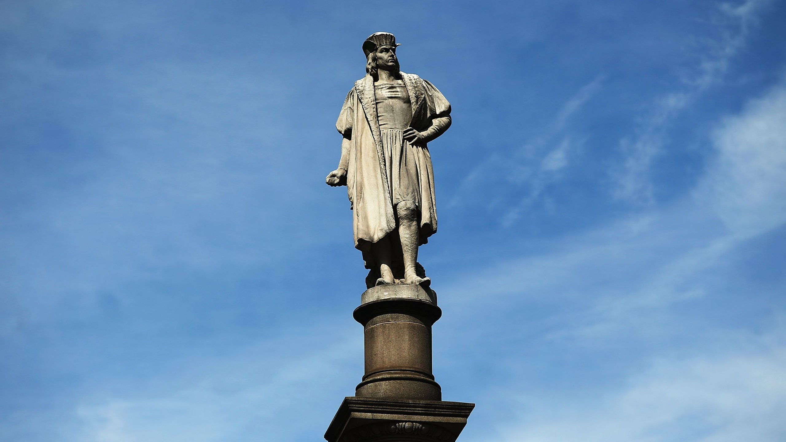 Christopher Columbus Statue picture