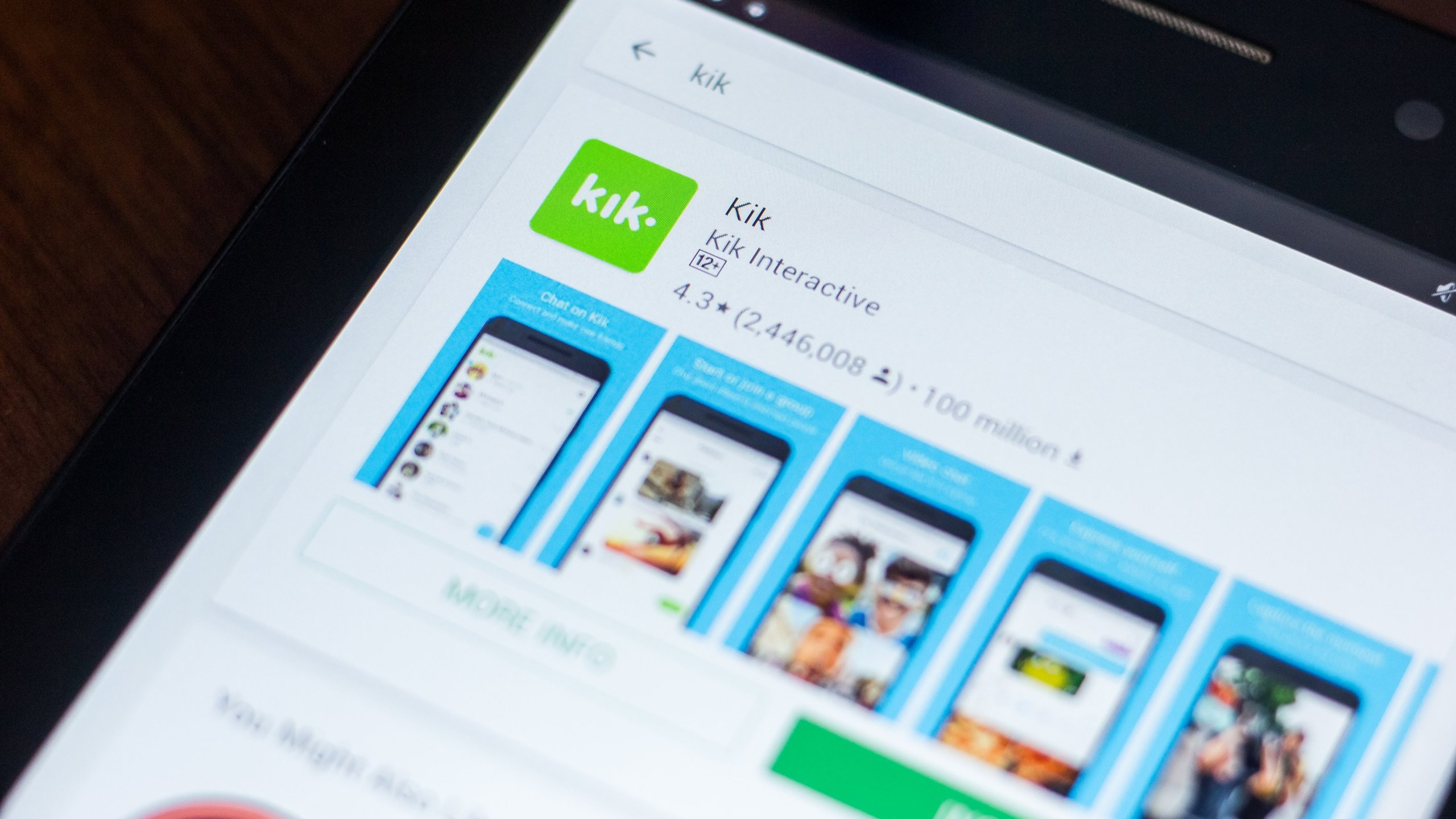 Kik App picture