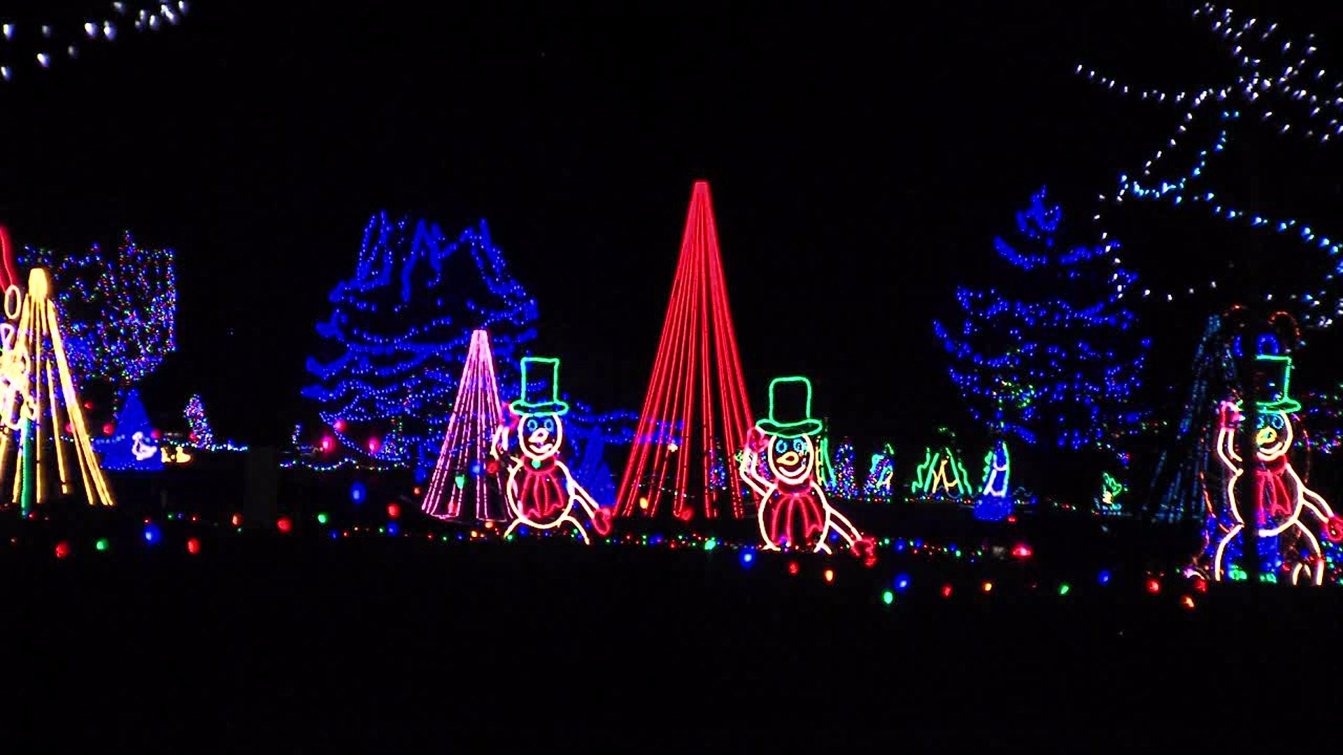 Christmas At The Park 2020 Longview Jackson County Parks + Rec cancels all events for 2020 except