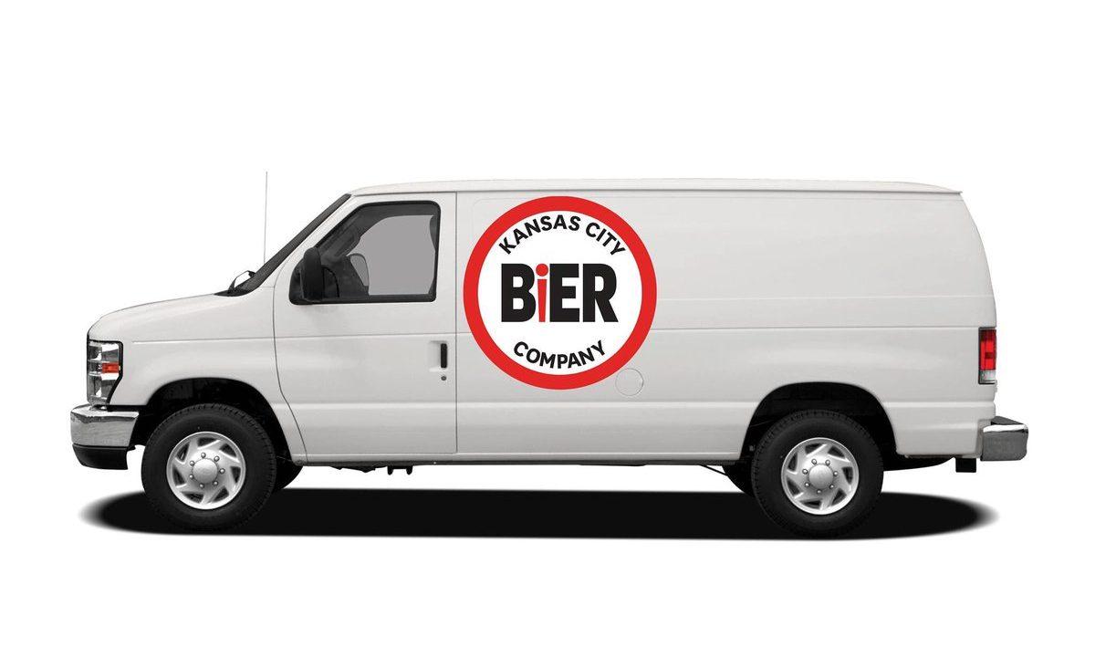 KC Bier Co. van picture