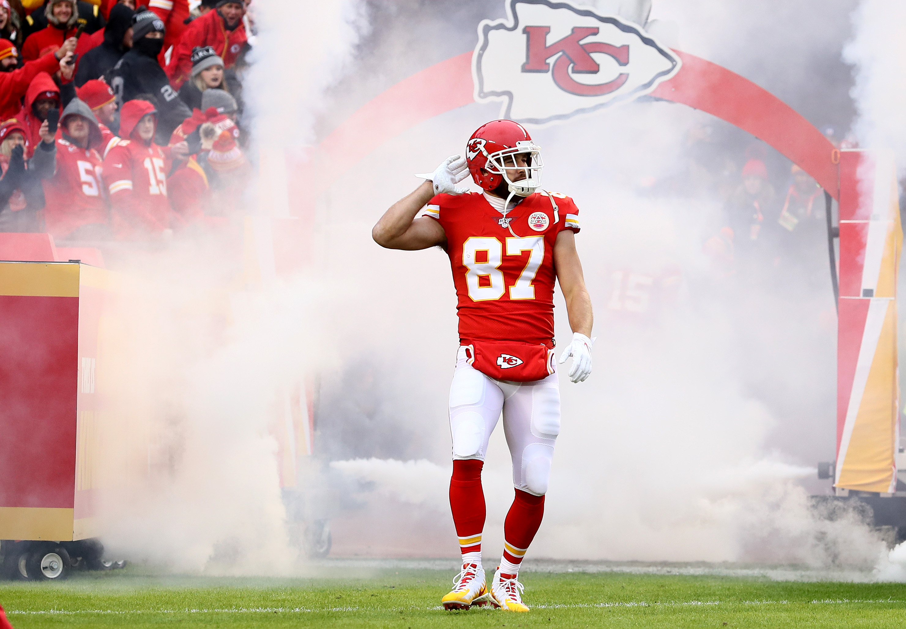 From a carefree kid to a team leader, Chiefs' Travis Kelce continues to grow and evolve | FOX 4 Kansas City WDAF-TV | News, Weather, Sports