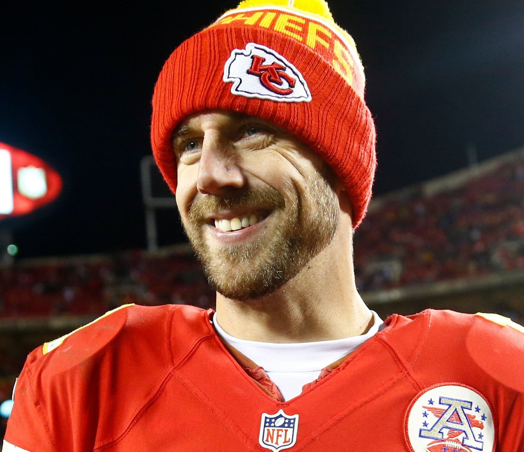 Report: Alex Smith expected to start training camp on