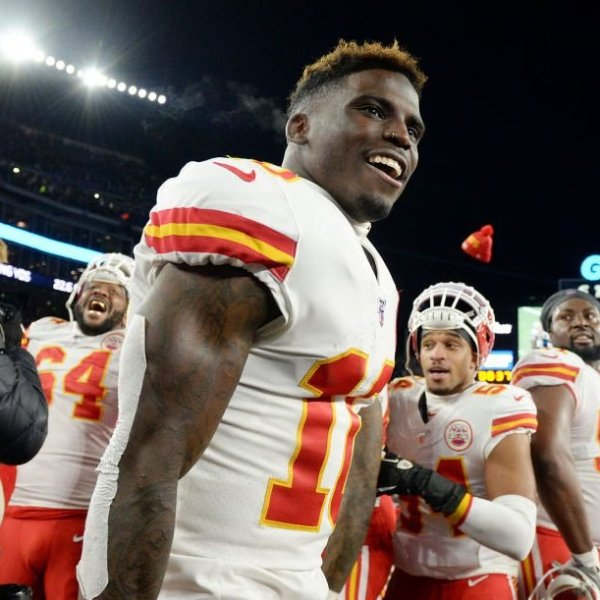 Picture of Tyreek Hill