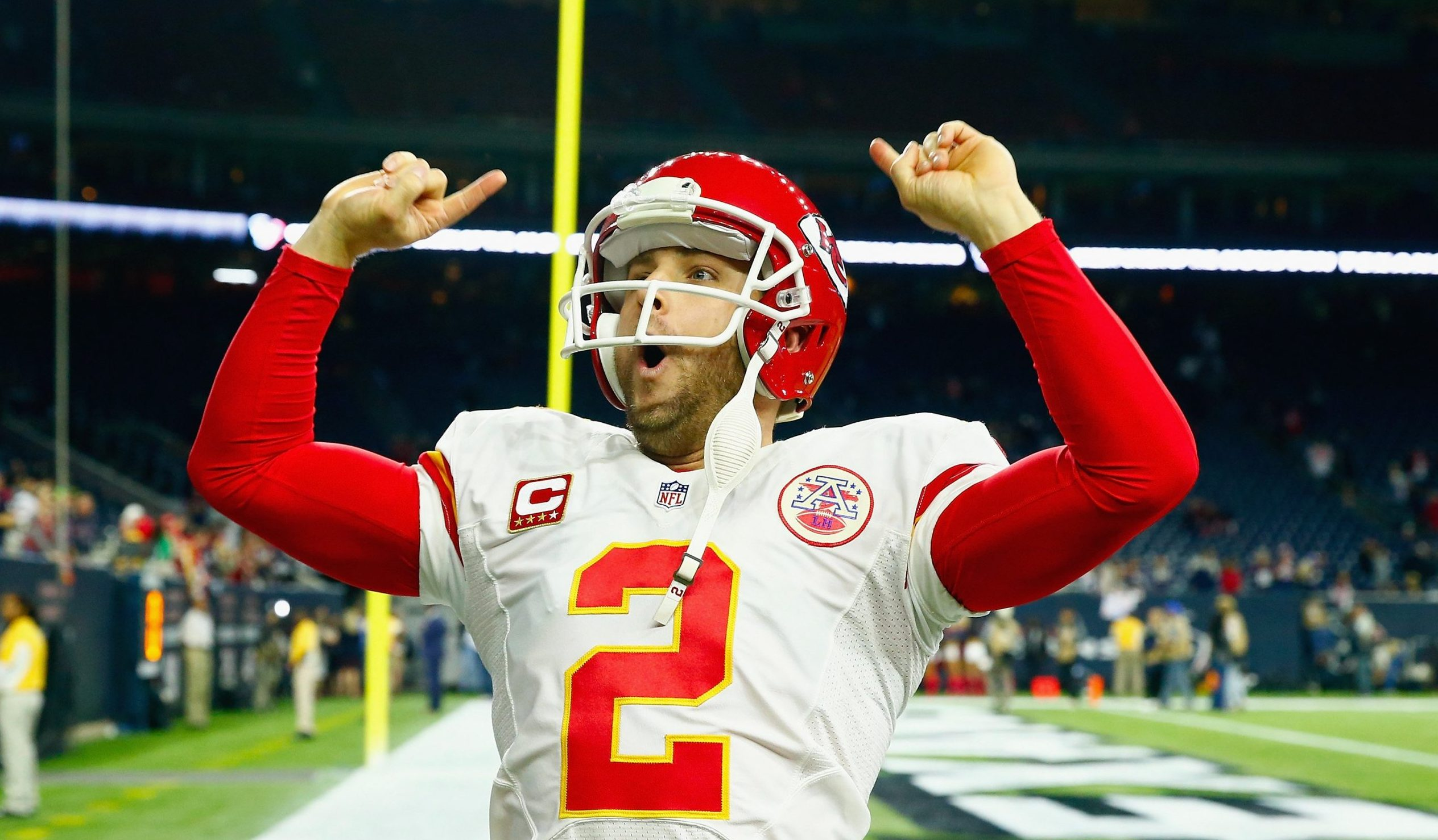 Former Chiefs punter Dustin Colquitt signs with the Steelers a ...