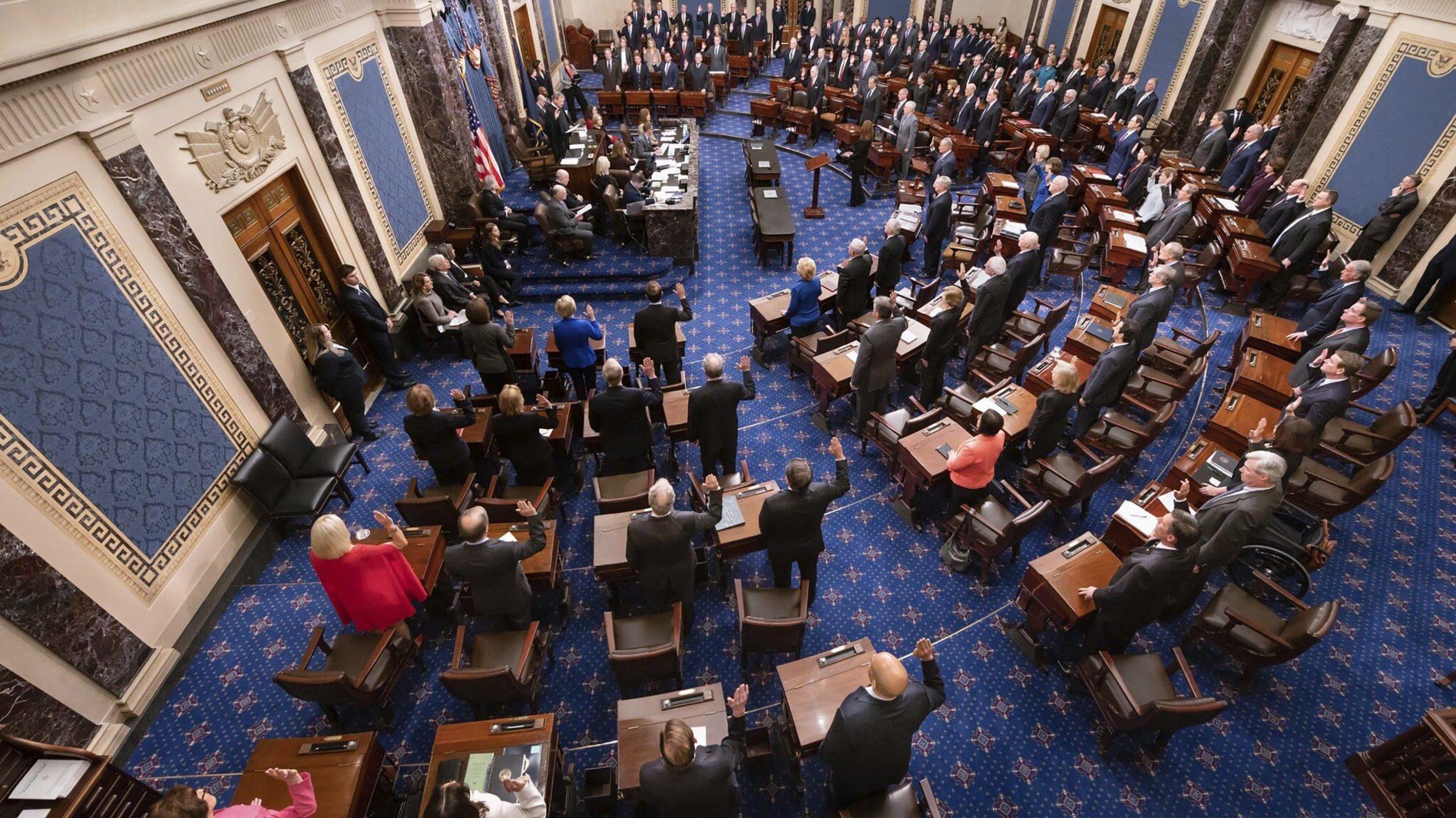 Picture of U.S. senate