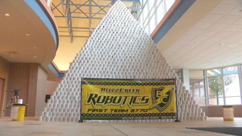 Bullock Creek robotics attempts to break Guinness World Record