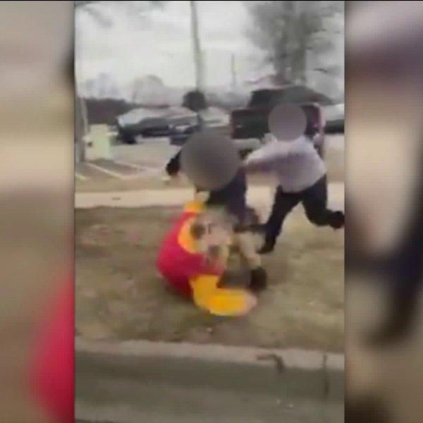 NKC High School student beaten