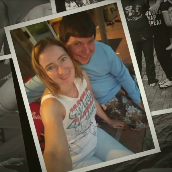 Picture of Jakob Watson with his sister, Heather Steele.