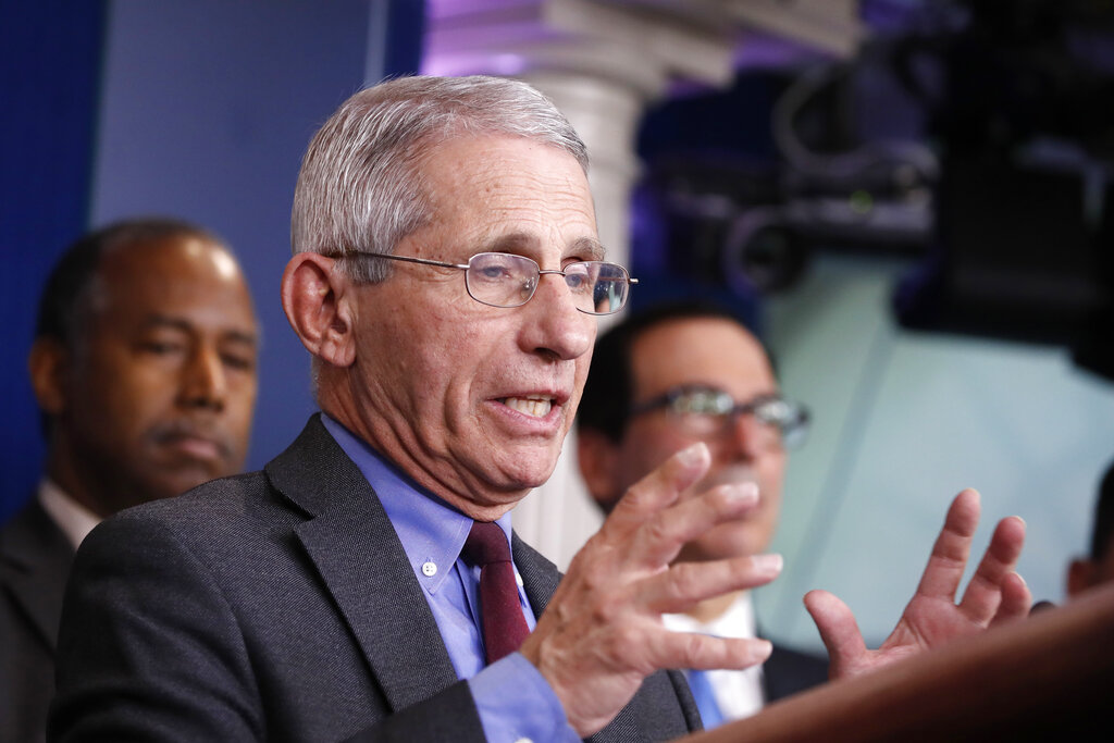 Picture of Dr. Fauci